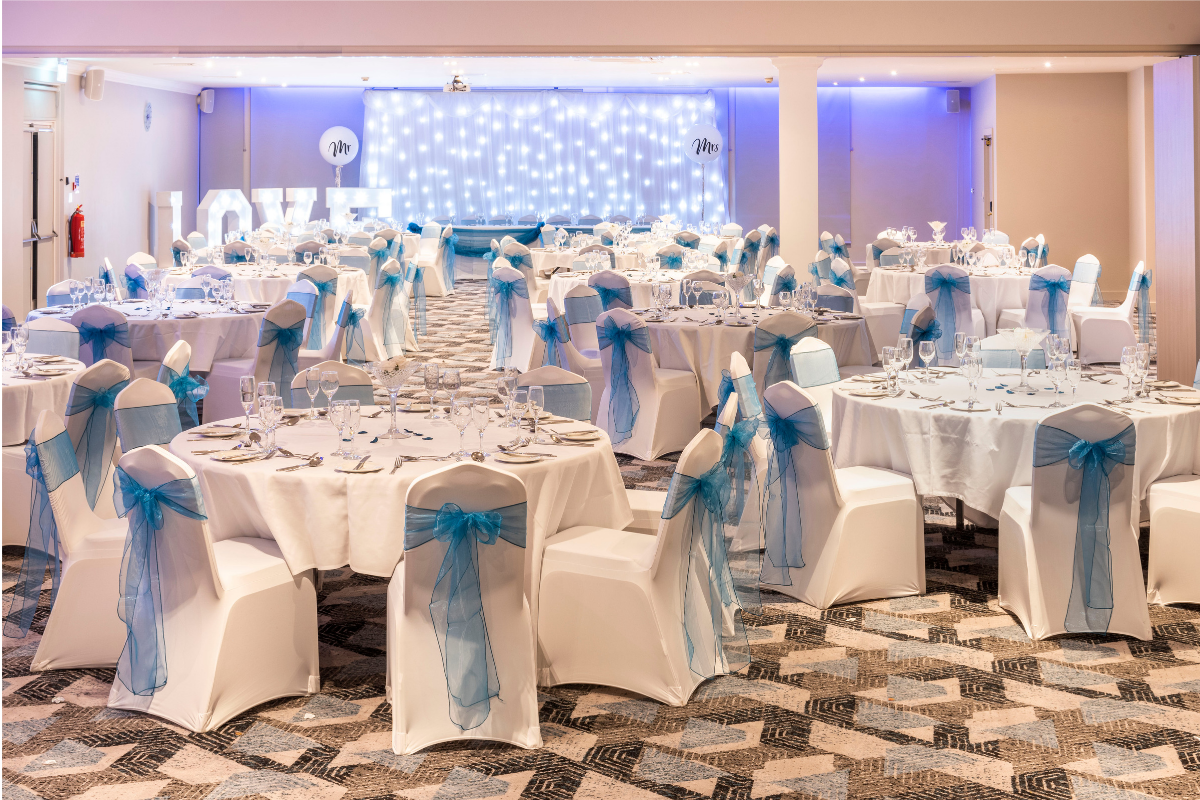 Holiday Inn Birmingham M6 J7 Weddings