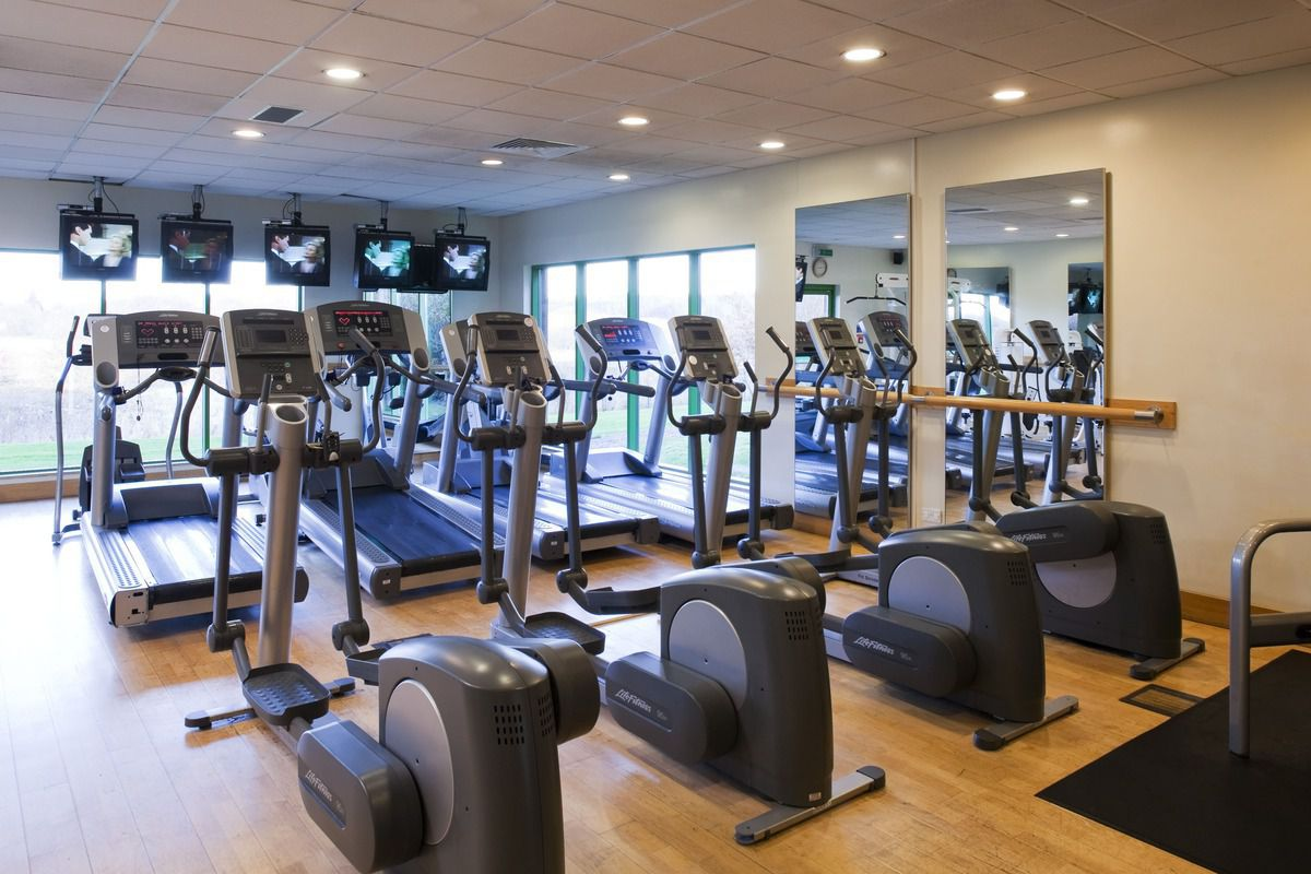 Holiday Inn Birmingham M6 J7 Gym Facilities