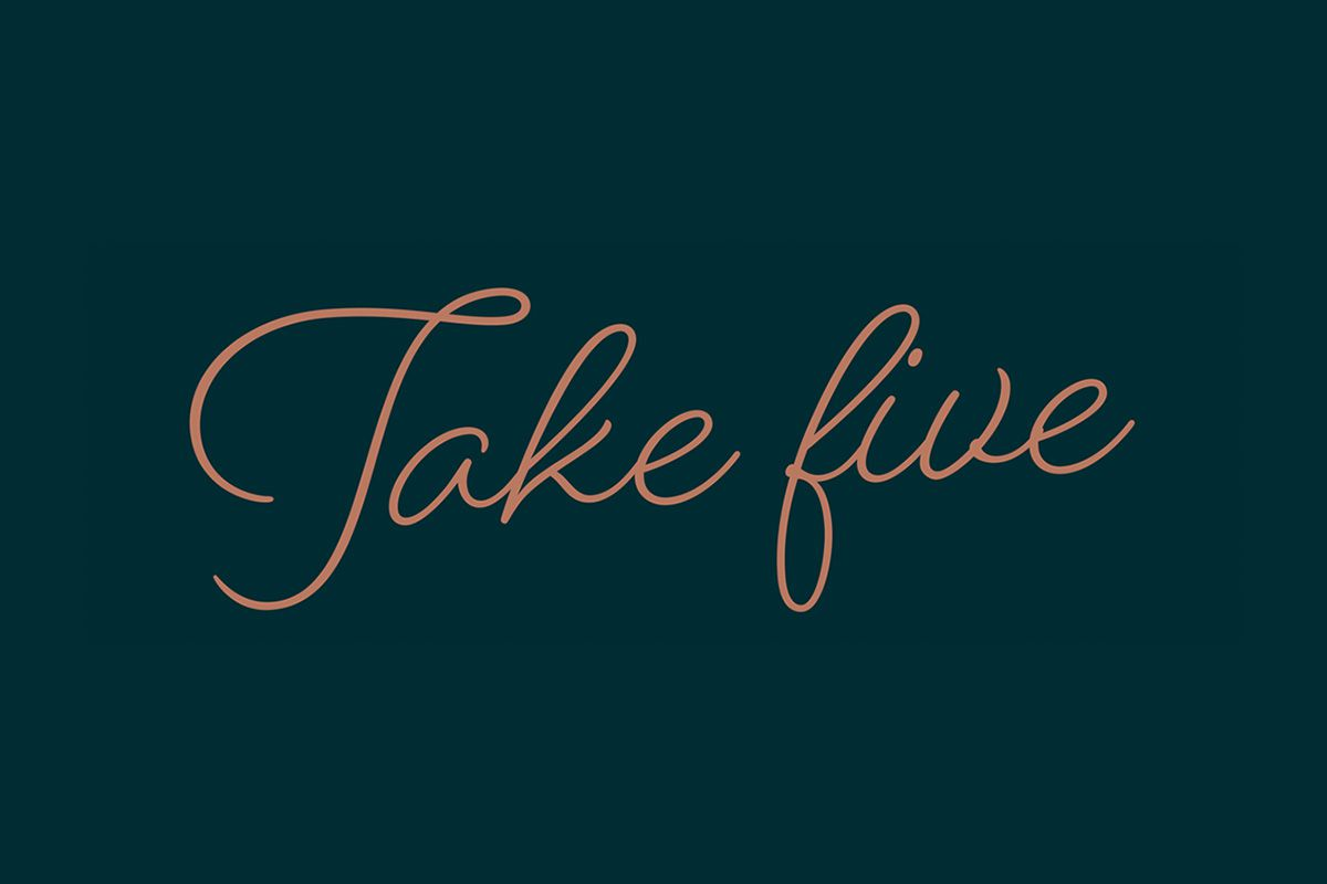 Take Five - Meeting & Event Offers Birmingham  M6 Jct 7