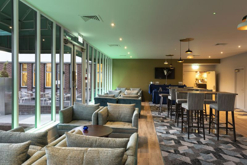 Holiday Inn Birmingham Events Bar and Lounge